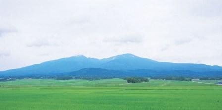 鳥海山 7829