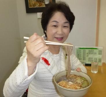 02 昼食(そば)