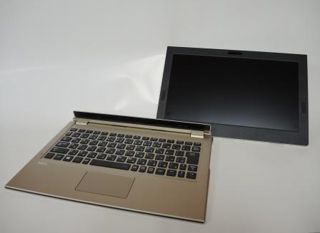 02 PC(ディスプレイとキーボード分離)