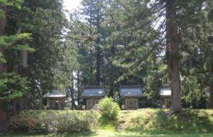 出羽三山神社(羽黒山)②