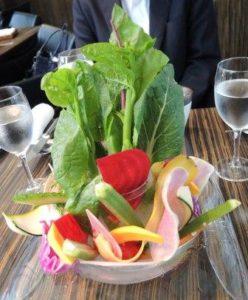 野菜アレンジメント