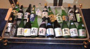 日本酒コーナー①